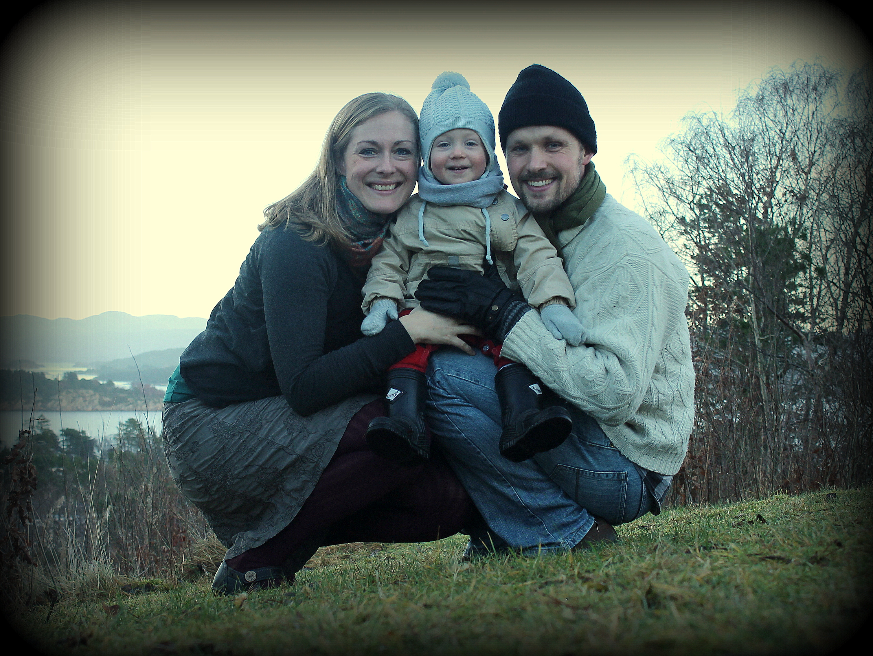 Kendra, Jakob, and Gjerulf