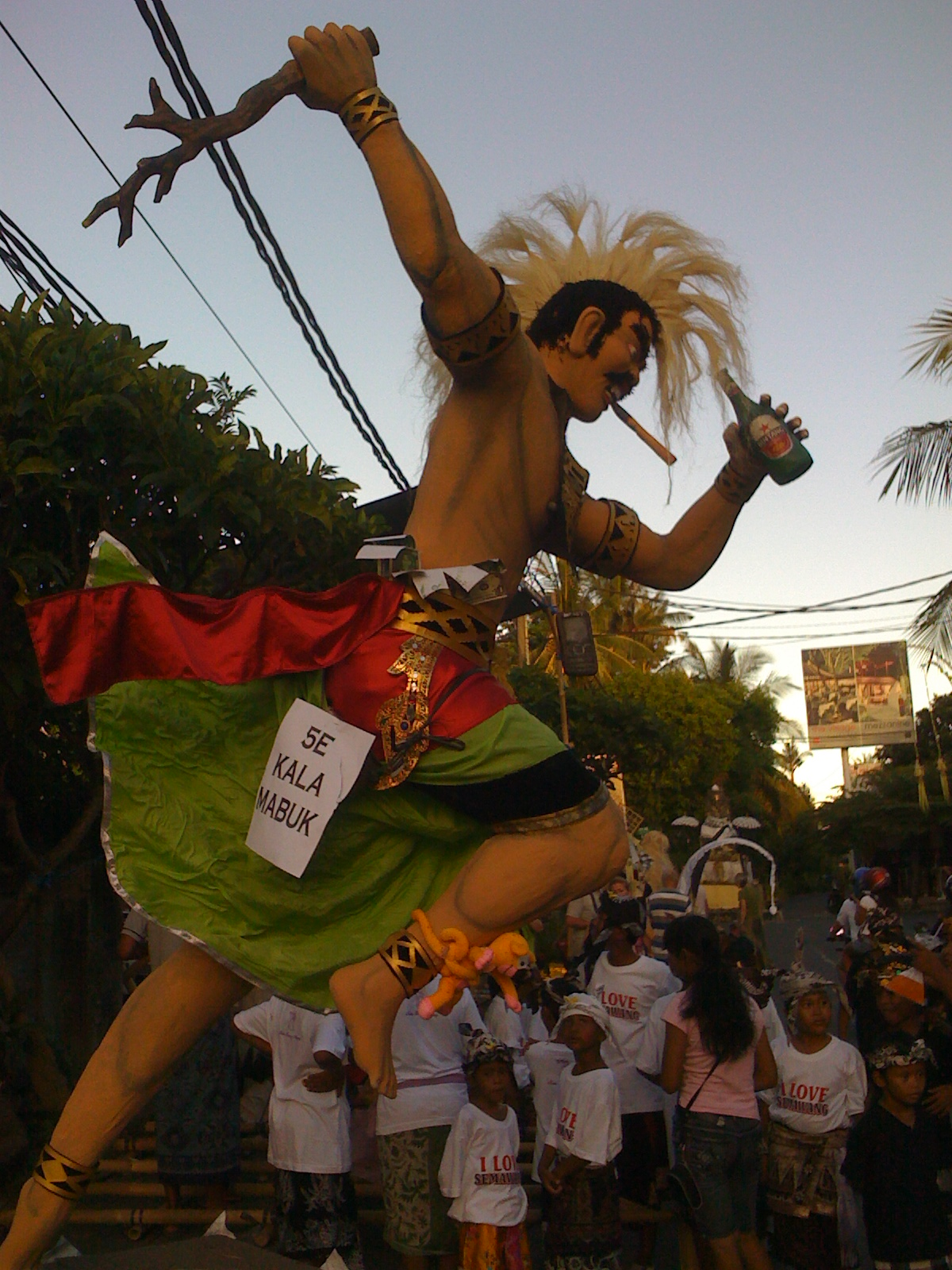 Balinese New Year Nyepi