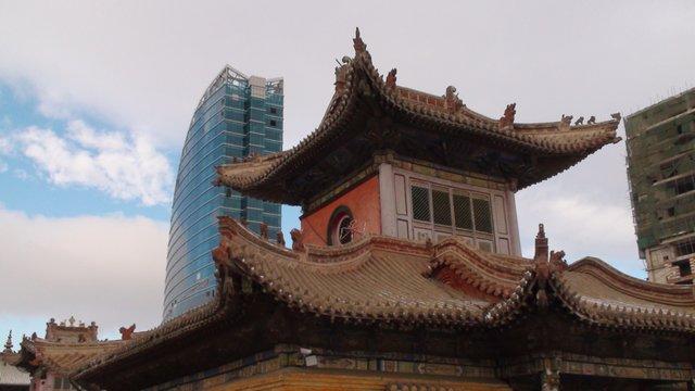 Monastery museum of Choijin Lama