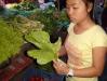 Market - Vietnamese cabbage