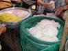 Market - rice noodles