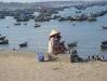 Fishing village of Mui Ne