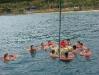 Floating Bar at Funky Monkey