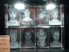 3D laser images in glass